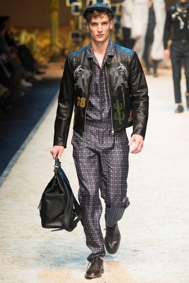 Alexander Vander Stichele for Dolce & Gabbana FW 16/17