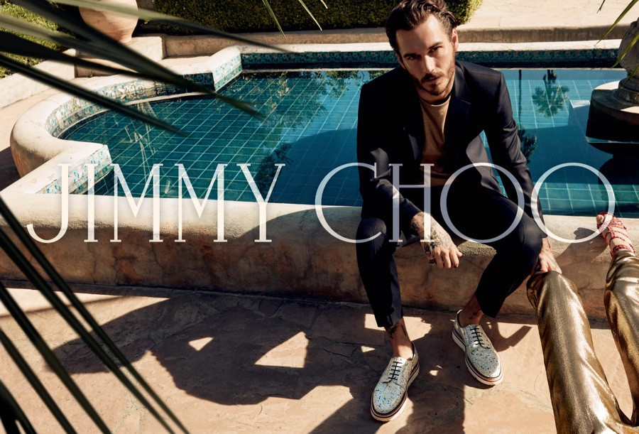 David Alexander Flinn for Jimmy Choo SS16