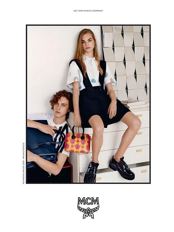 Niels Trispel for MCM SS16 campaign