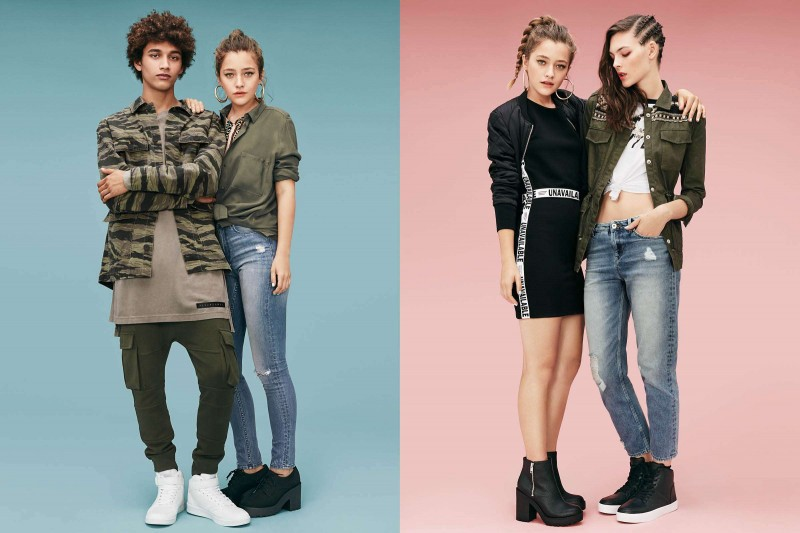 Jackson Hale for H&M Valentine's Day Styles