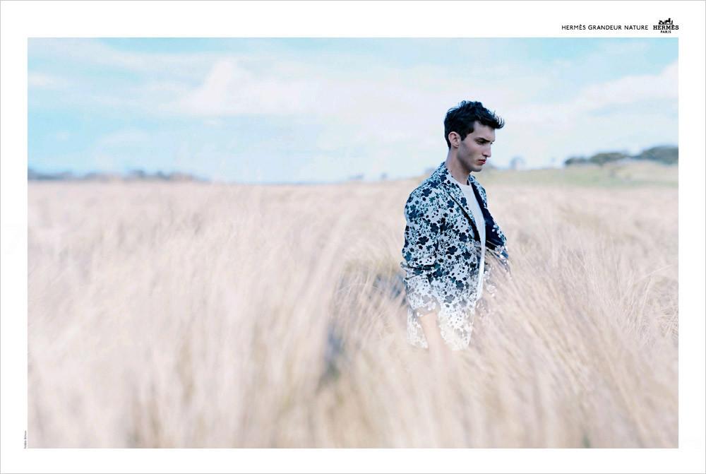Charlie France for Hermès SS16