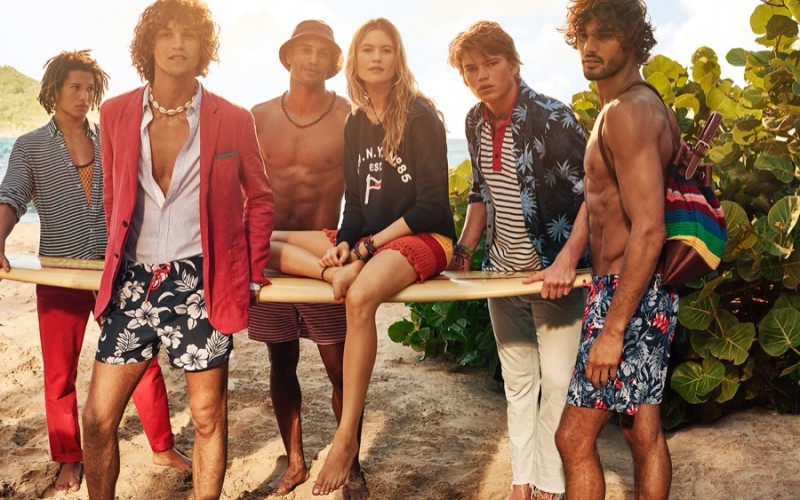 Miles McMillan for Tommy Hilfiger SS16