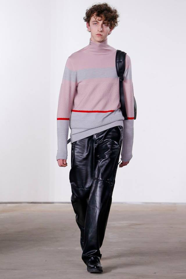 Niels Trispel for Tim Coppens FW 16/17