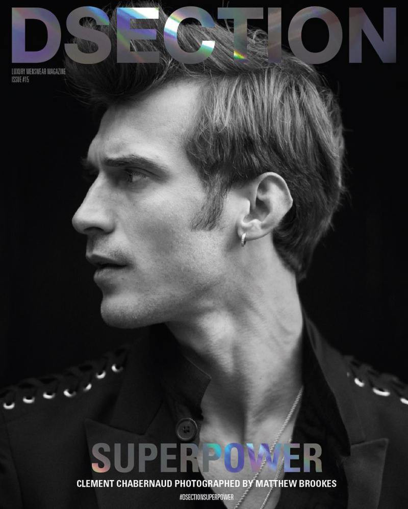 Clement Chabernaud for DSECTION Magazine issue #15