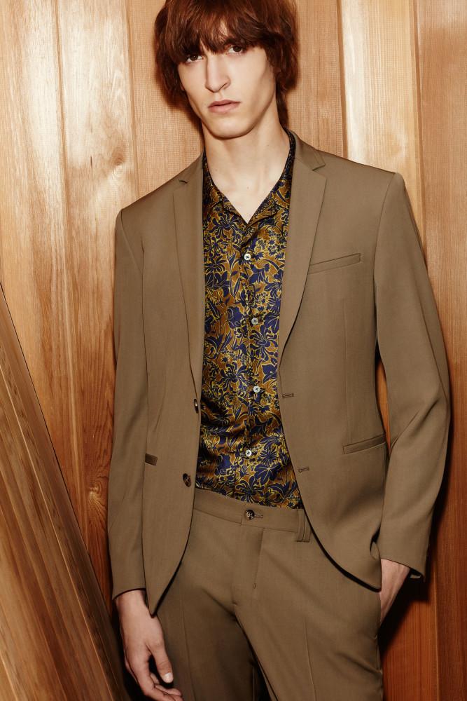 Tim Dibble for Zara Man SS16