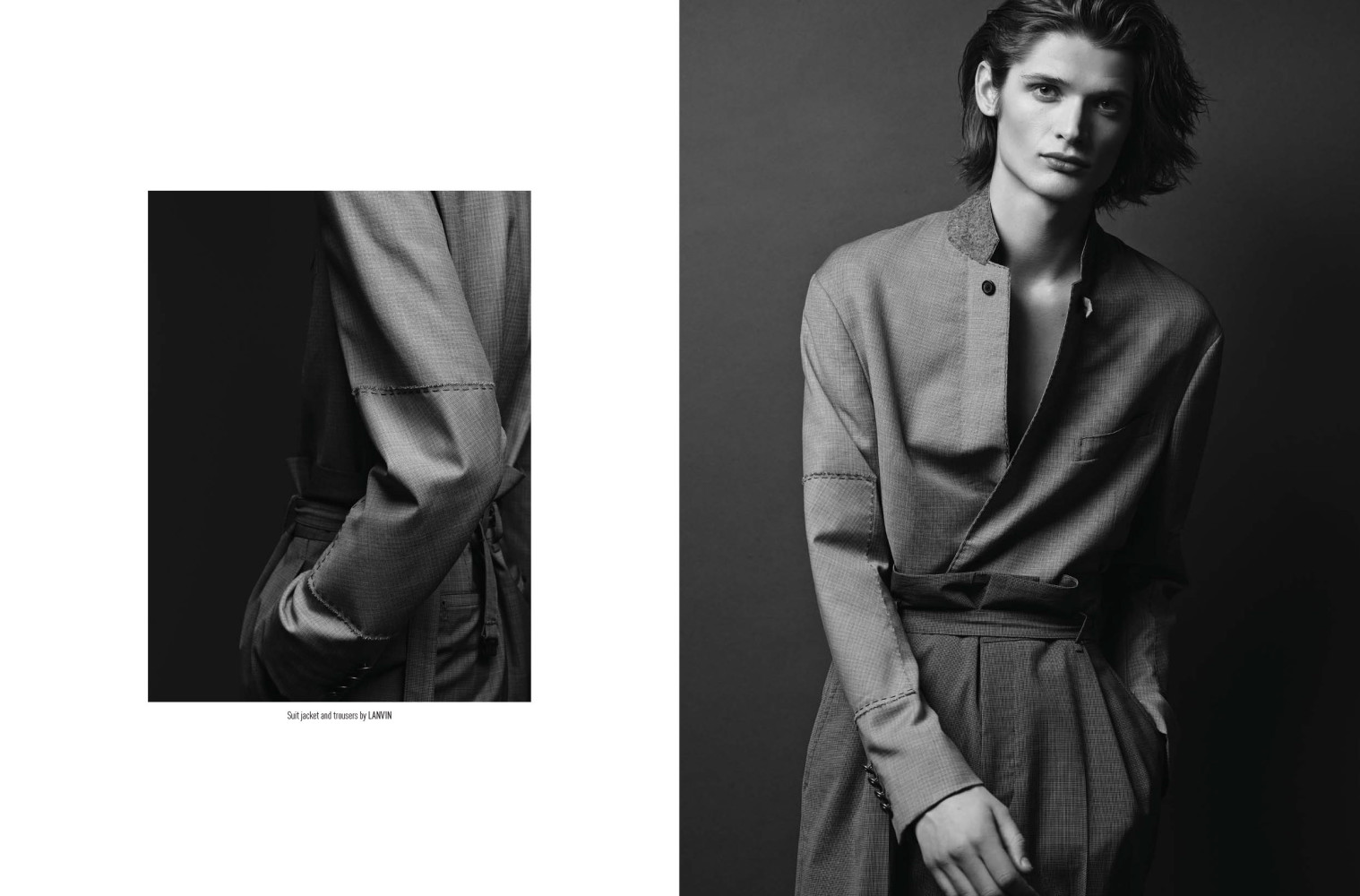 Haavard Kleppe for August Man march 2016