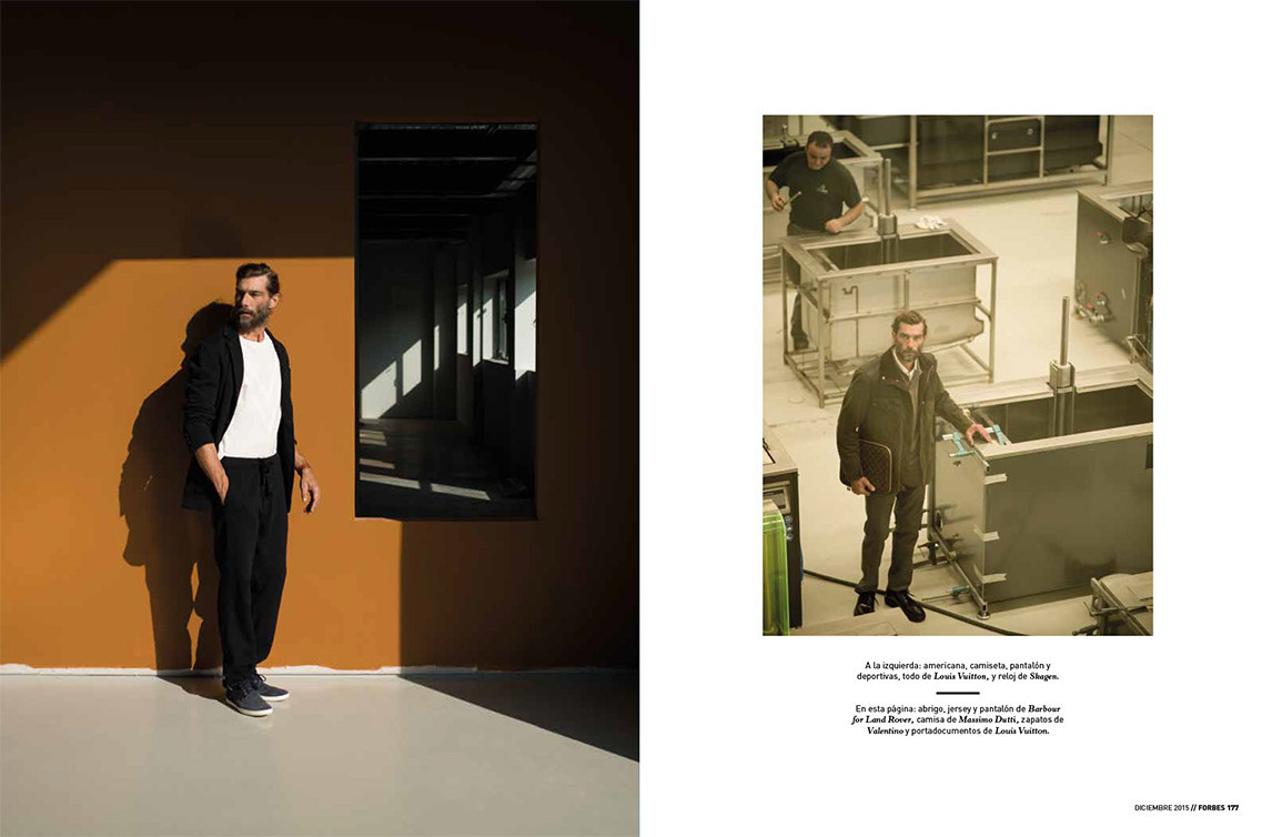 Patrick Petijean for Forbes Spain
