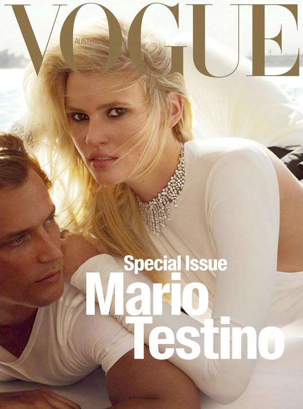 David Genat for Vogue Australia