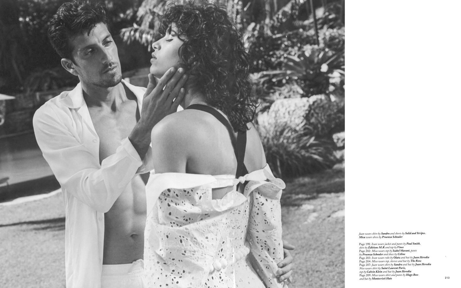 Ivan de Pineda for HOLIDAY magazine