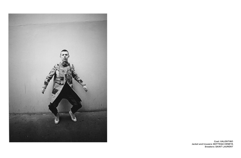 Luca Heintz for Sleek mag
