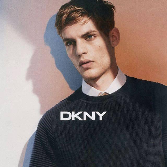 Baptiste for DKNY SS16