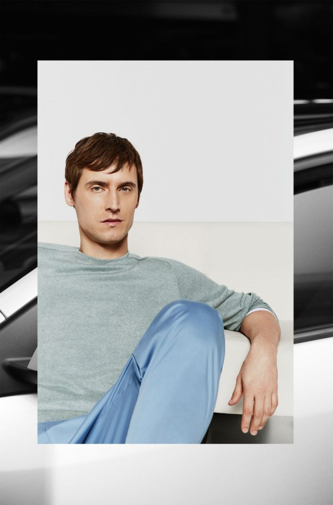 Sébastien Andrieu for Zara Man