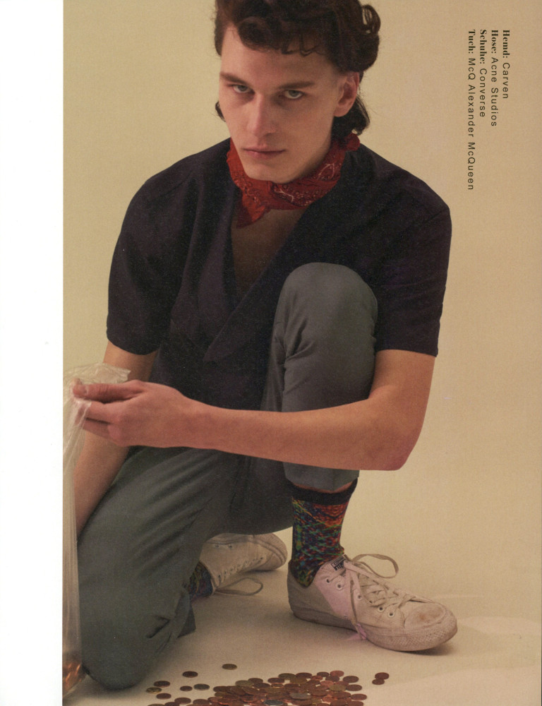 Matthieu Villot for Fräulein Magazine