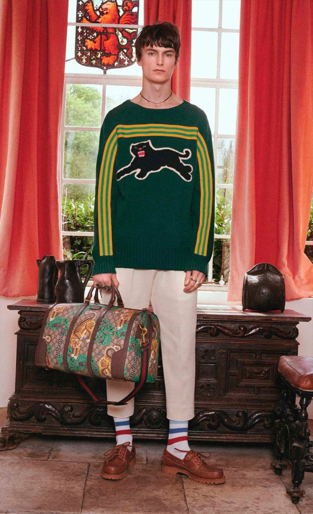 Jack Chambers for Gucci Cruise 2017