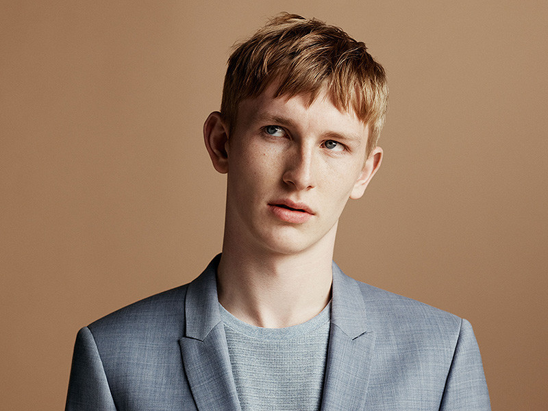 Conner Rowson for Topman