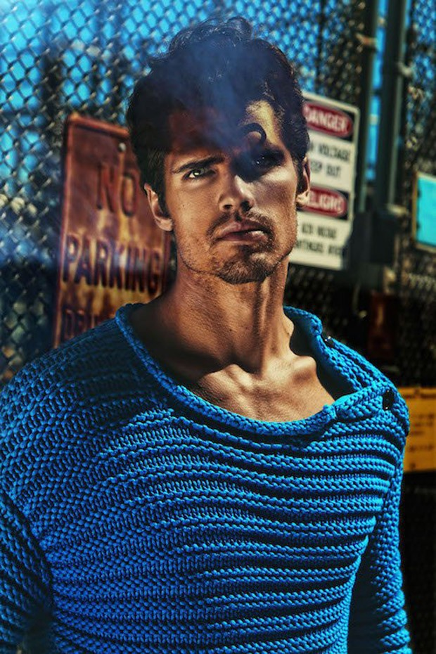Brian Shimansky for Out Magazine