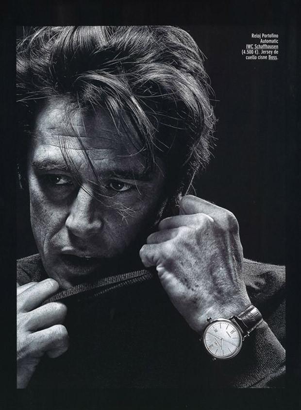 Werner Schreyer for GQ Spain