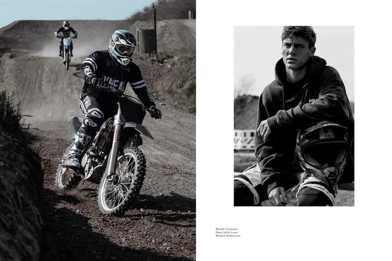 Mikkel G. Jensen for Universal Magazine
