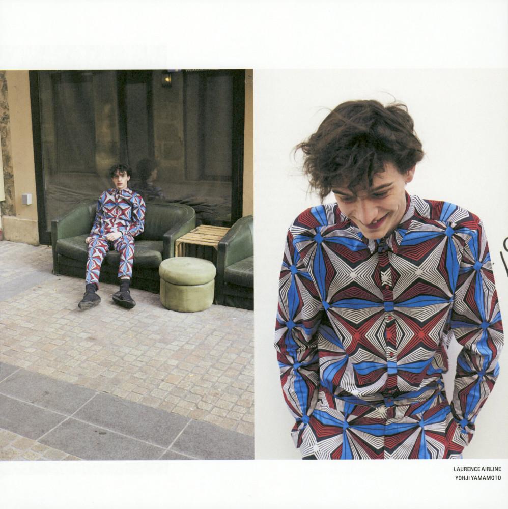 Augustin Lampreia for Spoon Magazine
