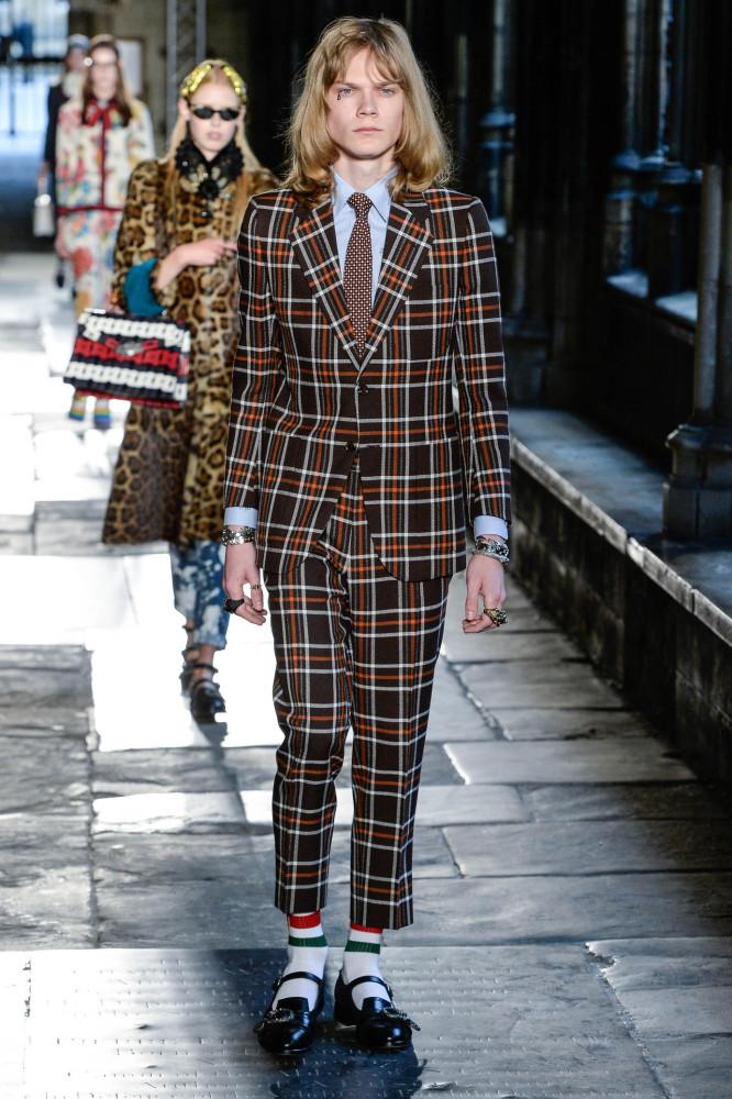 Ingmar Van Der Meulen for Gucci Cruise 2017