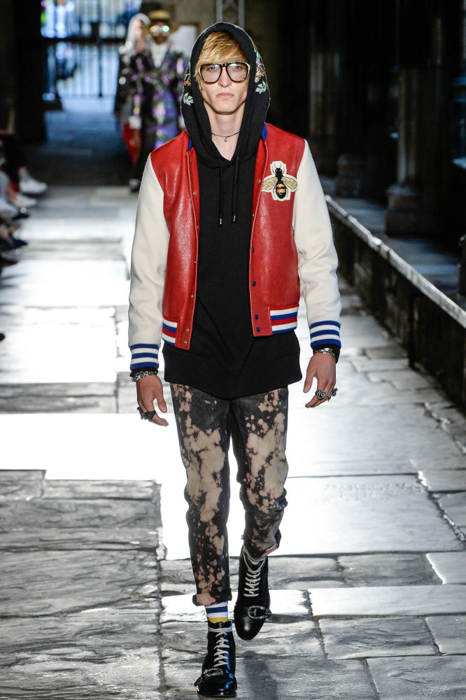 Tim Dibble for Gucci Cruise 2017