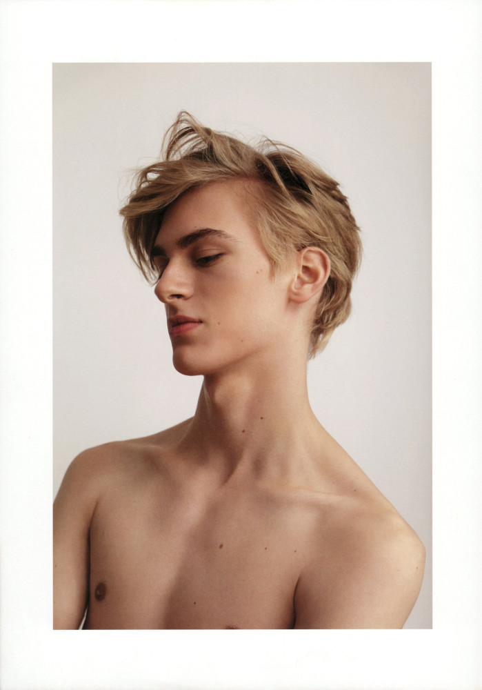 Dominik Sadoch for Vanity Teen