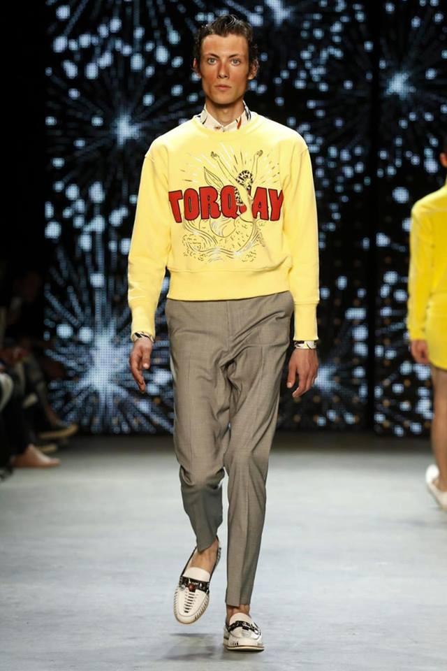 Marc Soulez for Topman SS17