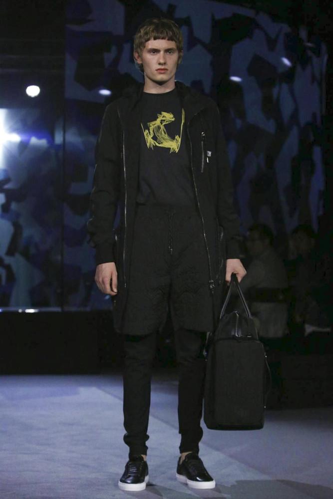 Lemmie Van Den Berg for MCM x Christopher Raeburn SS17