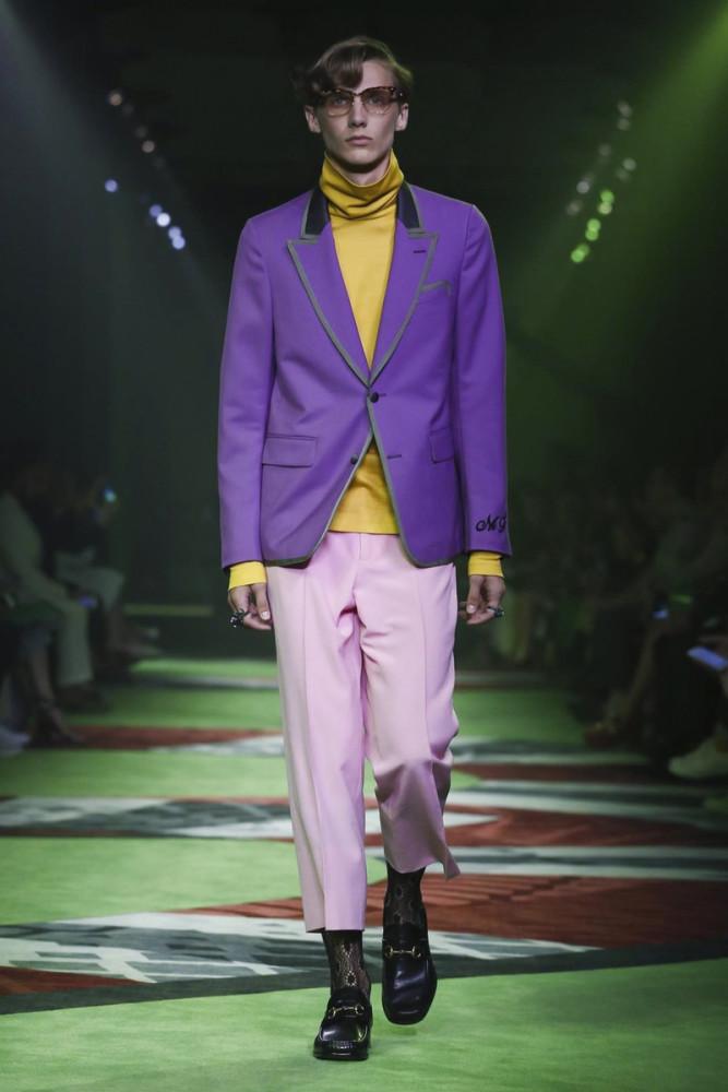 Marten Padama for Gucci SS17