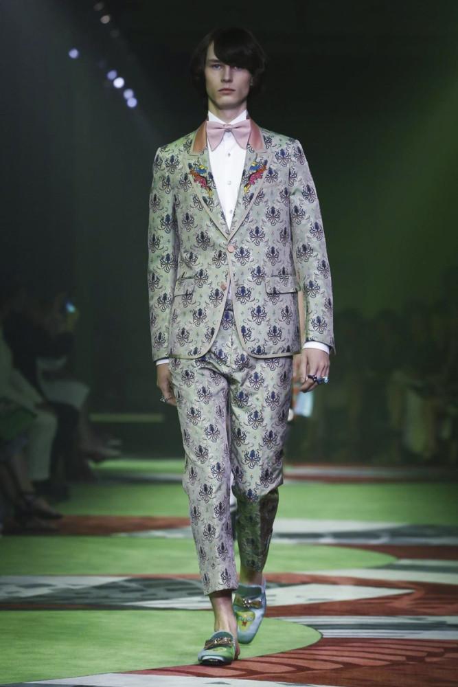 Matthieu Villot for Gucci SS17