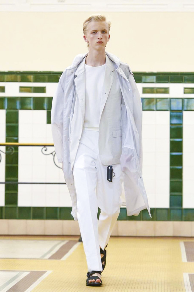 Johan Kroon for Lemaire SS17