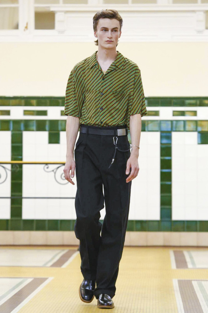 Jack Chambers for Lemaire SS17