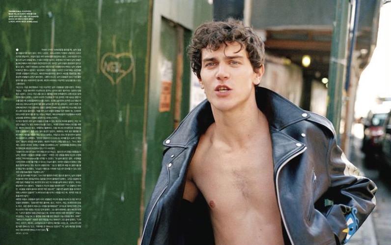 Miles McMillan for Vogue Korea