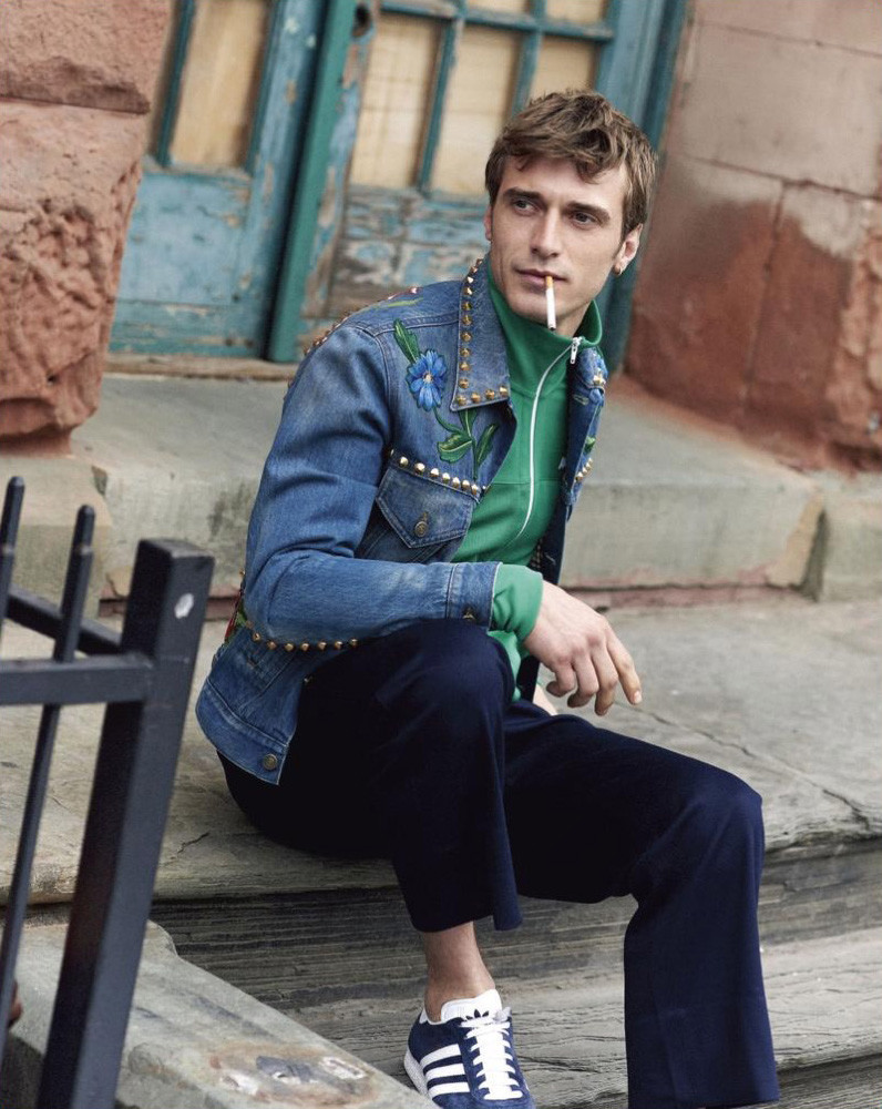 Clement Chabernaud for Vogue Korea