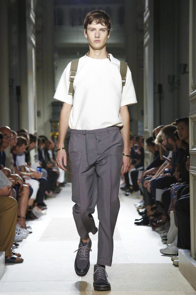 Ted Le Sueur for Valentino SS17