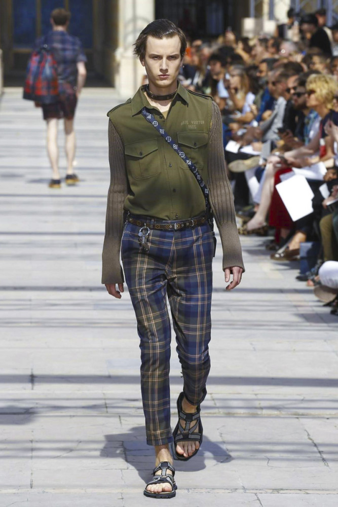 Ted Le Sueur for Louis Vuitton SS17