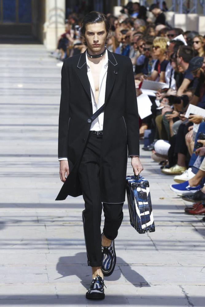 Julien Courreges for Louis Vuitton SS17