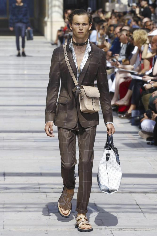 Luc Defont Saviard for Louis Vuitton SS17