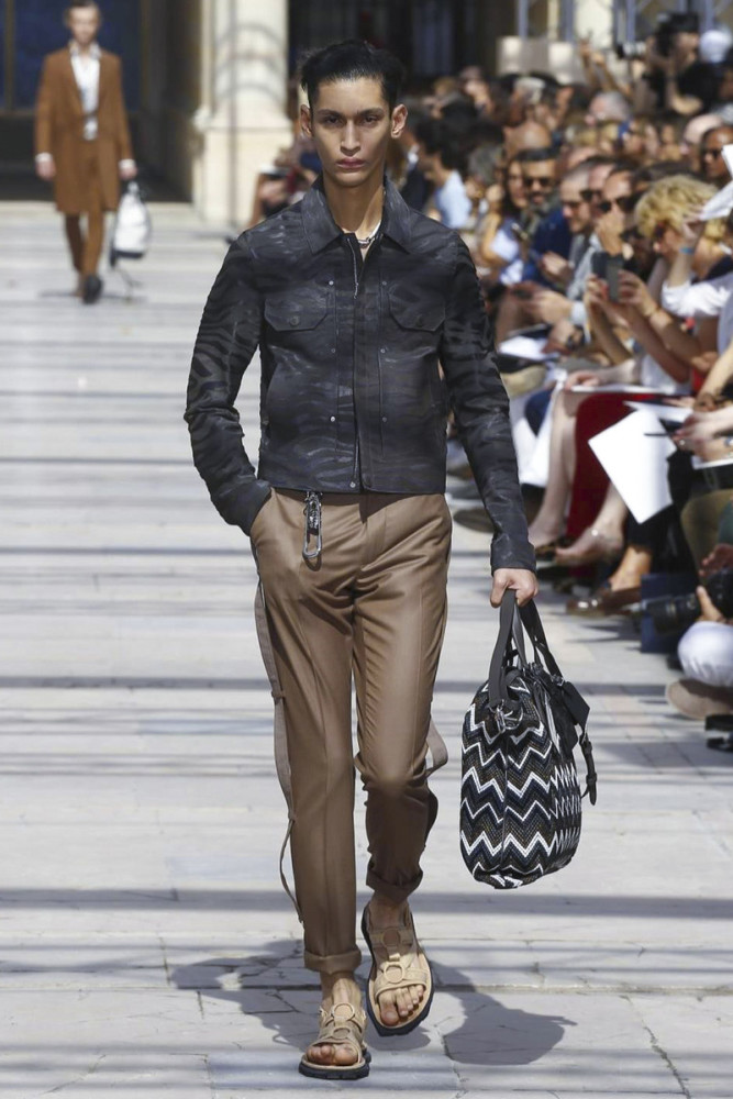 Sami Younis for Louis Vuitton SS17
