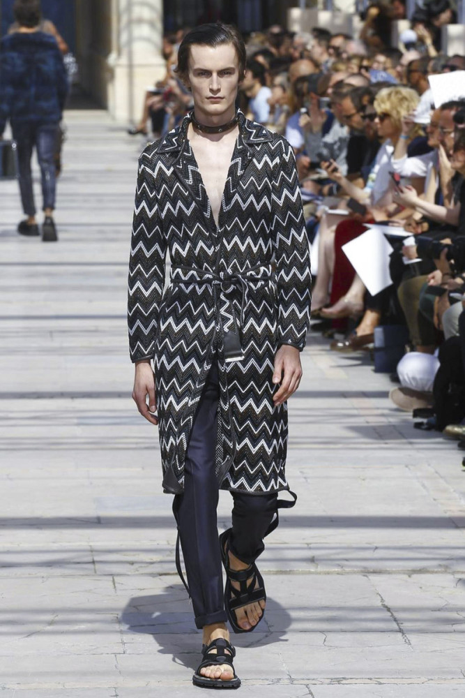 Jack Chambers for Louis Vuitton SS17