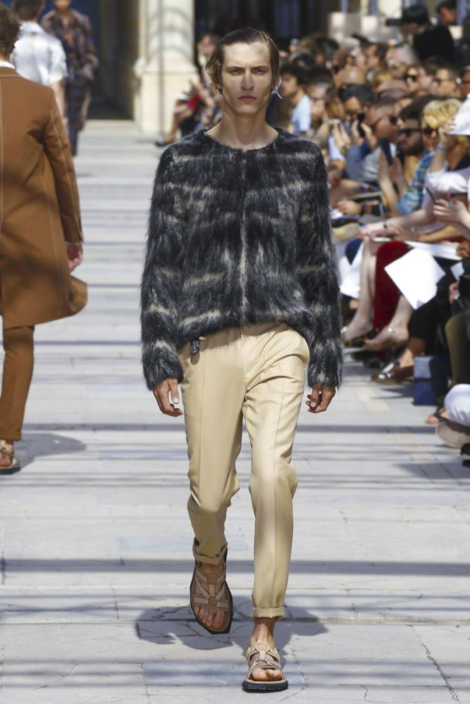 Tim Dibble for Louis Vuitton SS17