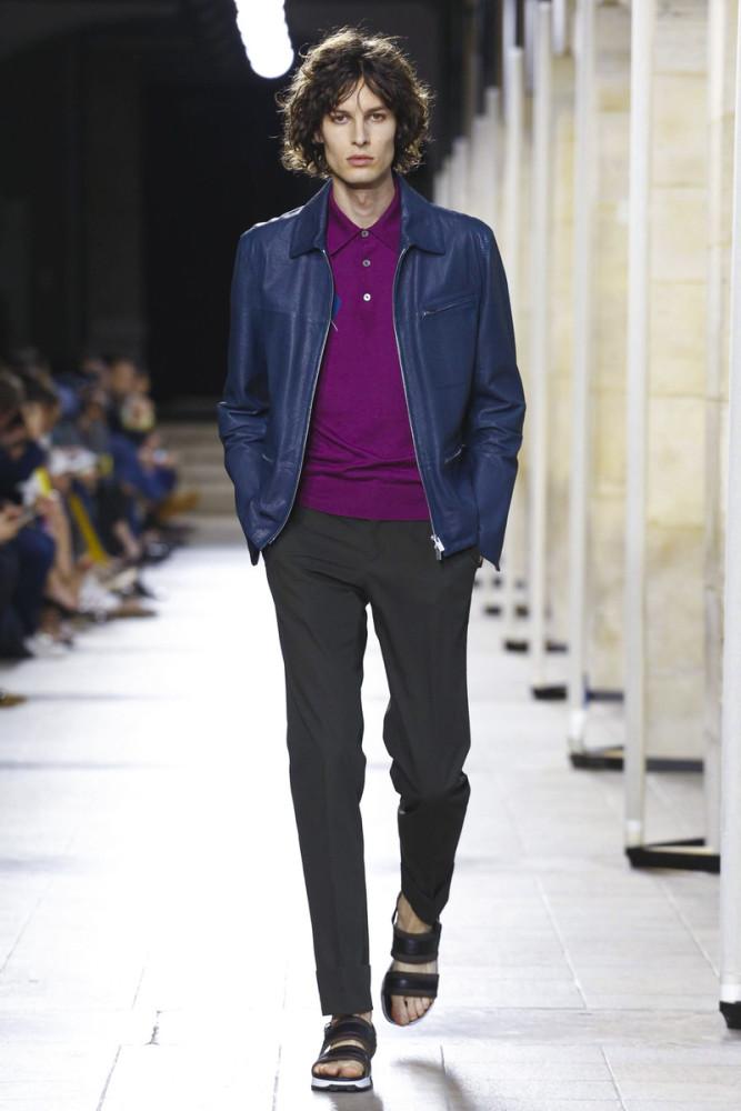 Akos Sogor for Hermès SS17