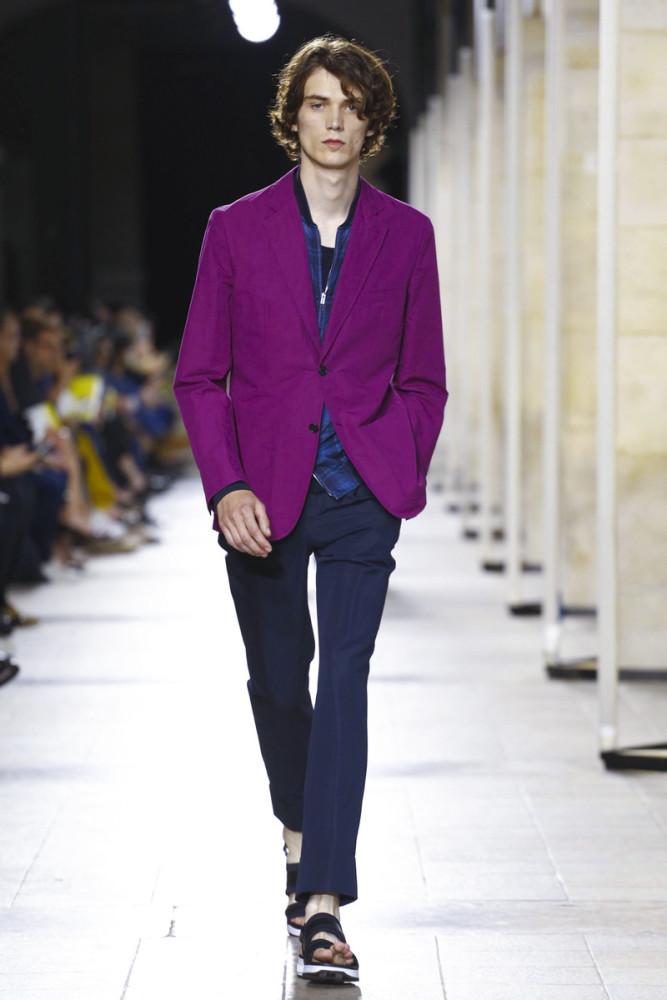 Baptiste Faurs for Hermès SS17