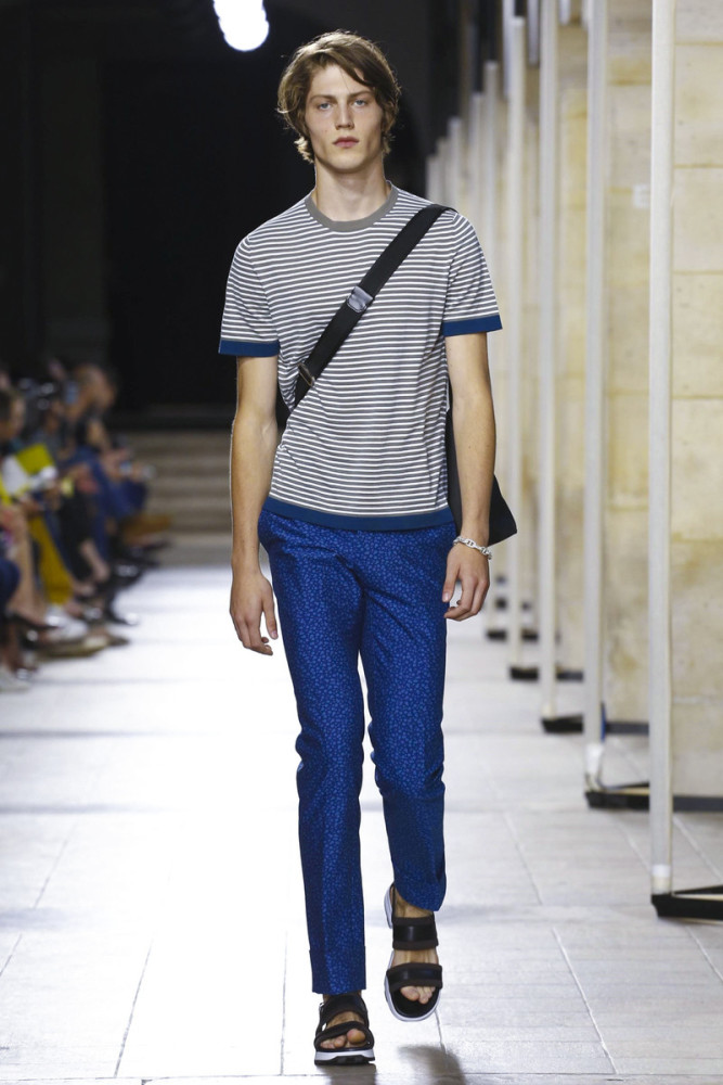 Boyd Gates for Hermès SS17
