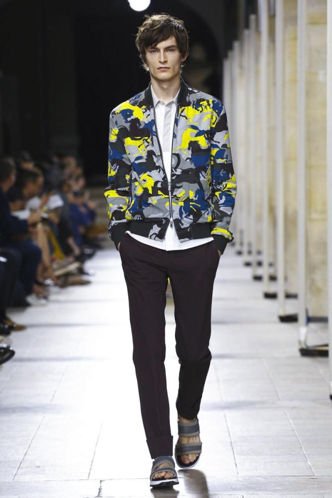 Jack Chambers for Hermès SS17