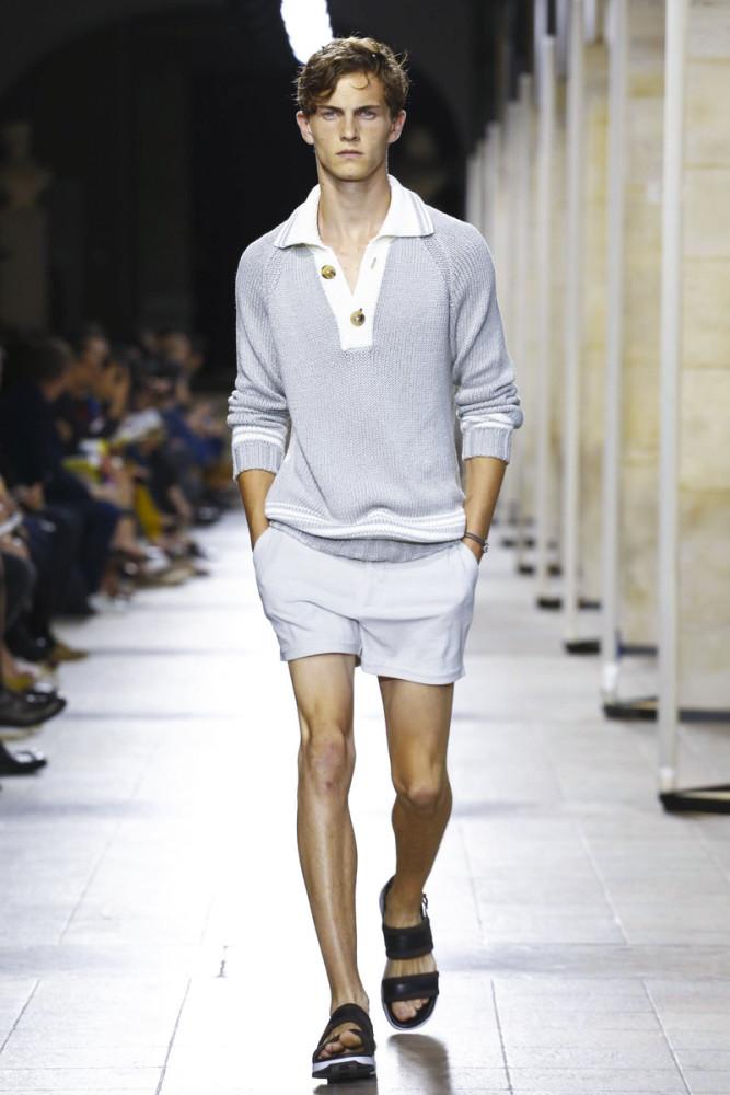 Luc Defont Saviard for Hermès SS17