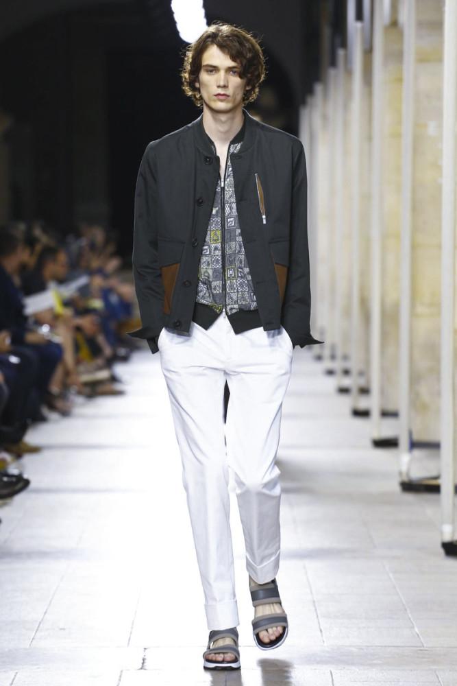 Baptiste Faure for Hermès SS17