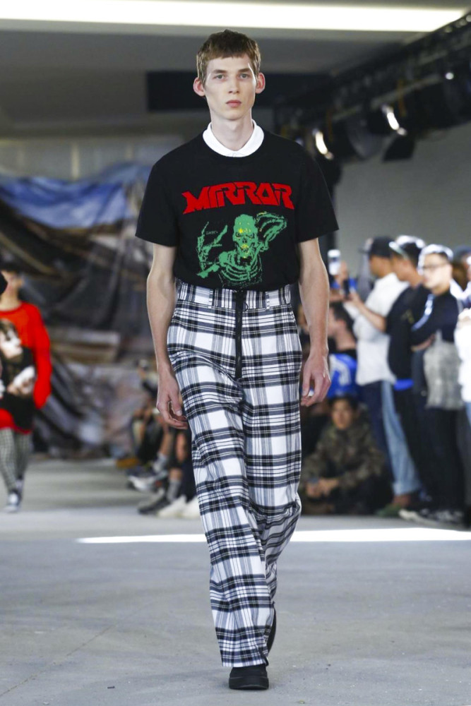 Tancrède Scalabre for Off-White SS17