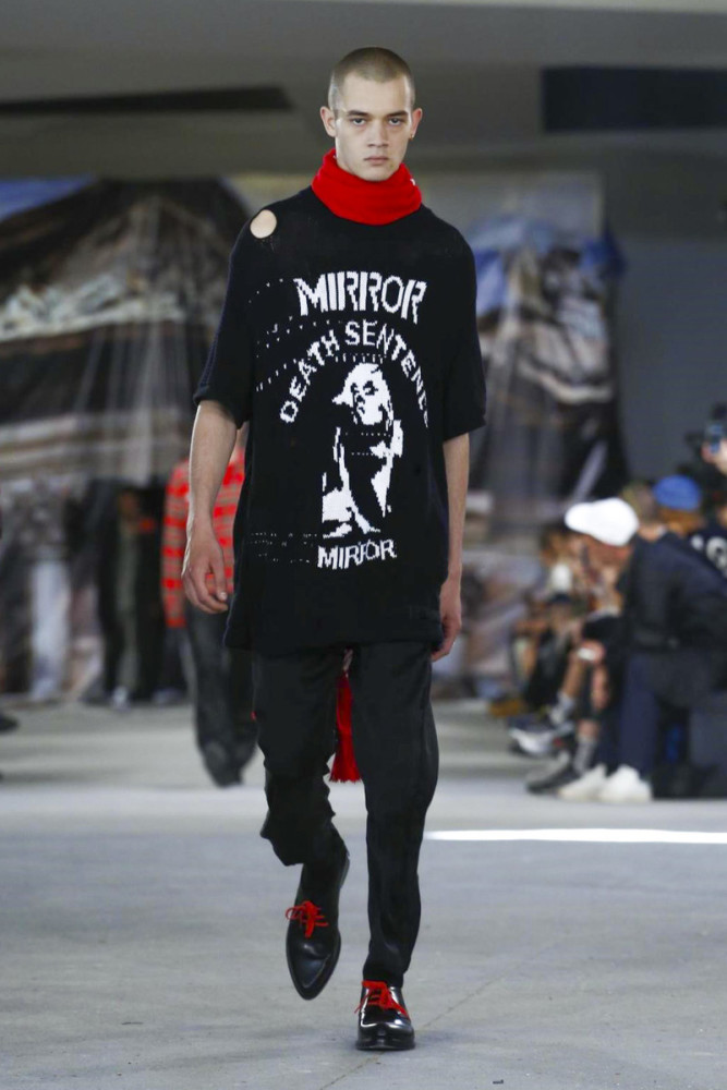 Maxime Frenel for Off-White SS17