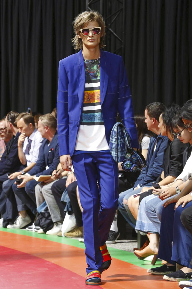 Haavard Kleppe for Paul Smith SS17